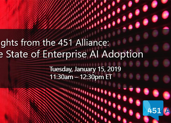WEBINAR: The State of Enterprise AI Adoption