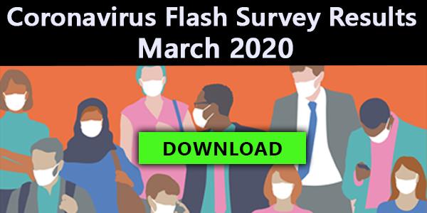 Coronavirus Flash Survey Results - March 2020